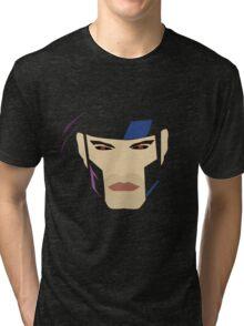 Half Gambit Tri-blend T-Shirt