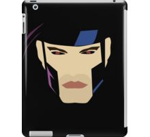 Half Gambit iPad Case/Skin