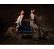 V.I.P. chair Photographic Print