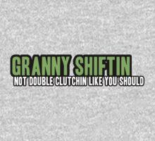 Granny shiftin - 4 Kids Tee