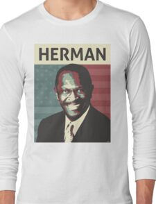 Herman Cain Long Sleeve T-Shirt