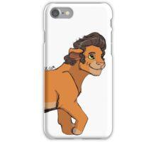Medium Lion iPhone Case/Skin