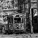 Glebe Tram Station by Kiwikels