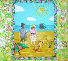 Summertime by Corrina Holyoake