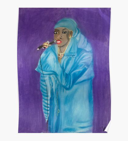 lady sings the blues,singing your story Poster