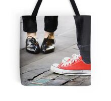 Pointed Tote Bag