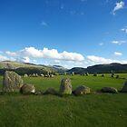 Castlerigg Stone Circle by LeeMartinImages