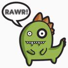 RAWR! by Sean Cuddy