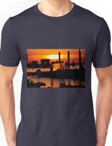 Sunset on Delaware Bay Unisex T-Shirt