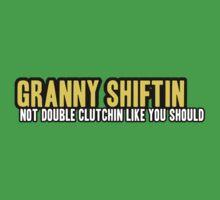 Granny shiftin - 5 by TswizzleEG