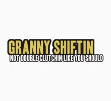 Granny shiftin - 5 Kids Clothes