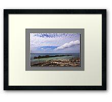rocky forster  Framed Print