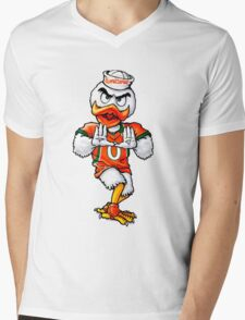 Canes Mens V-Neck T-Shirt