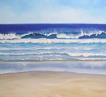 Alexandra Bay Noosa Heads Queensland by Chris Hobel