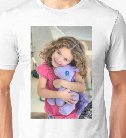 Eva and Uni Unisex T-Shirt