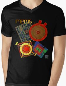 """MEMS - Microelectromechanical Systems""©  Mens V-Neck T-Shirt"