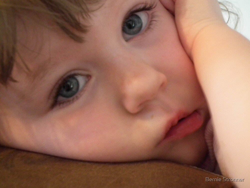 Charlotte - A Childs Innocence by Bernie Stronner