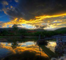 Sumbawa River  by Trevor Murphy