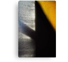 Floor and wall detail Canvas Print