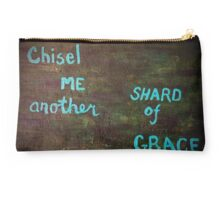 Chisel Me Another Shard of Grace Studio Pouch