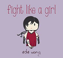 Fight Like a Girl - Ada Wong | Resident Evil by isasaldanha