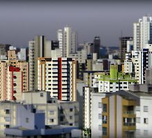 Goiania - Apartment Buildings by Zack Nichols