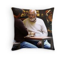 Bombay Saphire ... Throw Pillow