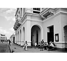 Cuban street life Photographic Print