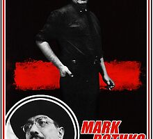 Mark Rothko Trading Card by rewireddesign