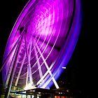 Ferris Wheel brisbane by Gavin Poh