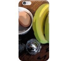 15 00130  comic book iPhone Case/Skin