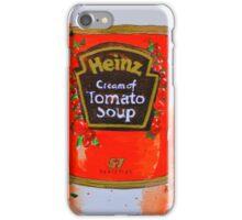 Heinz Tomato Soup iPhone Case/Skin