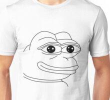 Happy Pepe The Meme  Unisex T-Shirt