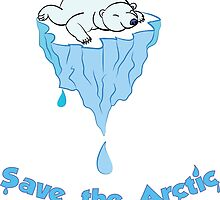 Save the Arctic bear by GalfiZsolt