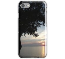 Pink Sky and Tree iPhone Case/Skin