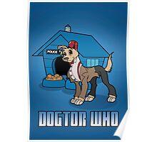 Dogtor Who 11 Poster