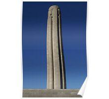 The Liberty Memorial Poster
