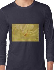 Peony, Untouched Photo Long Sleeve T-Shirt