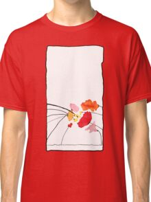 Defaming poppies - Achter Klap Roos  Classic T-Shirt