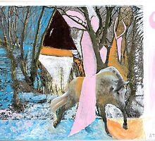 Rhiannon-Godess of Horses by ATILA