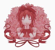 Madoka Magica - Kyoko Sakura Kids Tee