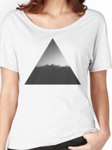 Mountains of Joy Division  Women's Relaxed Fit T-Shirt