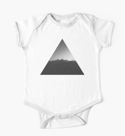 Mountains of Joy Division  One Piece - Short Sleeve