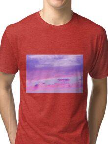 The canvas Mother Nature paints upon... Tri-blend T-Shirt