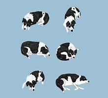 Border Collie pop art Unisex T-Shirt