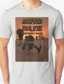 Mad Dux : Feathery Road T-Shirt