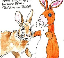 Real Rabbit by ArtbyMinda