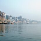 Sailing the Ganges by OlurProd