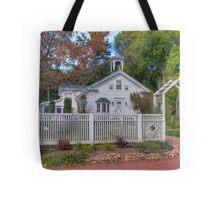 Rural Cottage Tote Bag