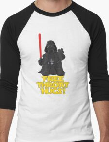 FREE THROAT HUGS Men's Baseball ¾ T-Shirt